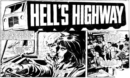 Inside Action - Hell's Highway