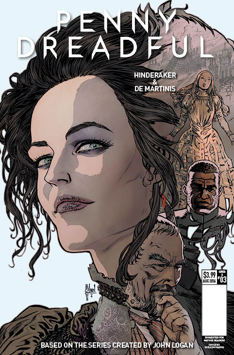 Penny Dreadful #3 Cover A