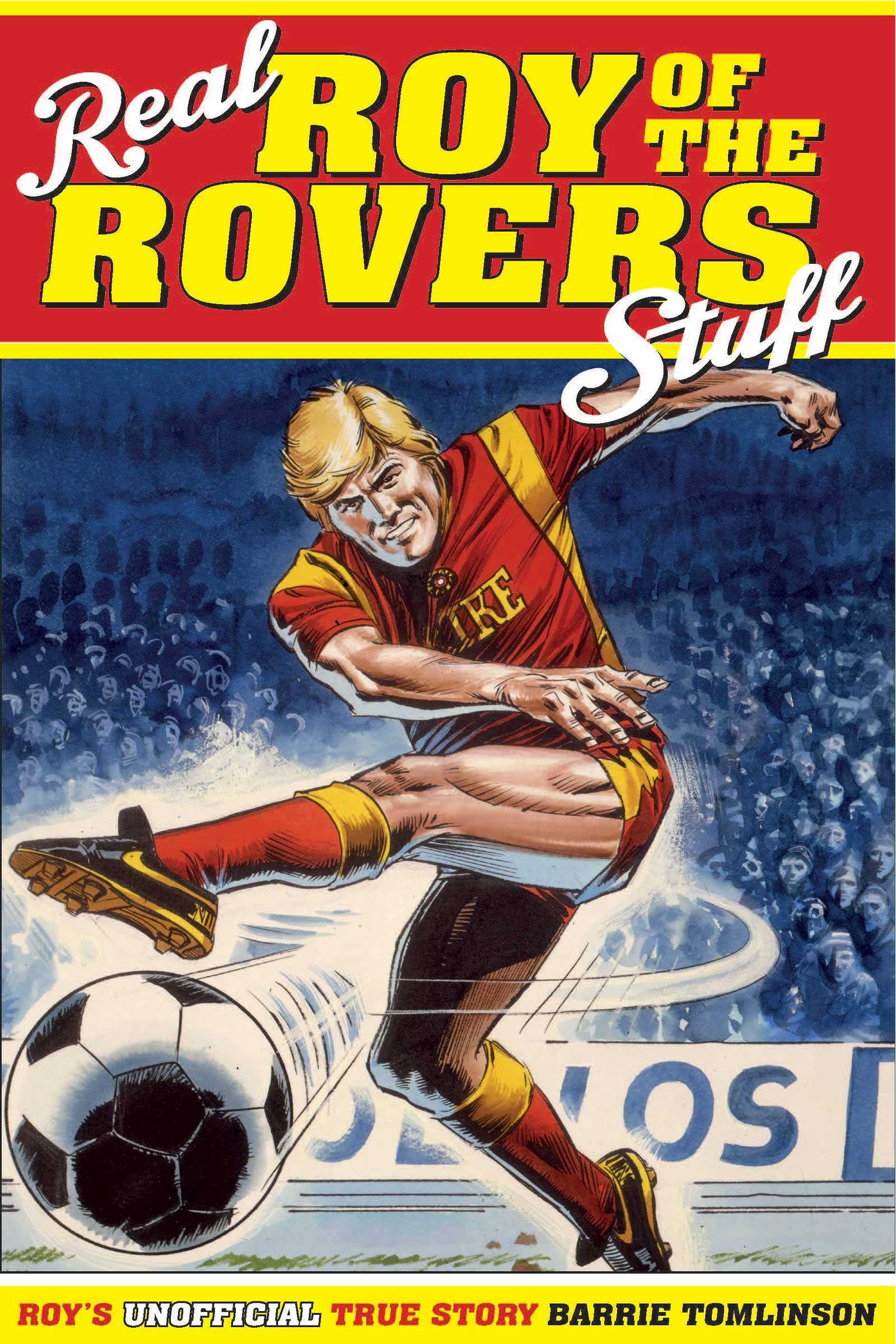 Real Roy of the Rovers Stuff - Cover-W