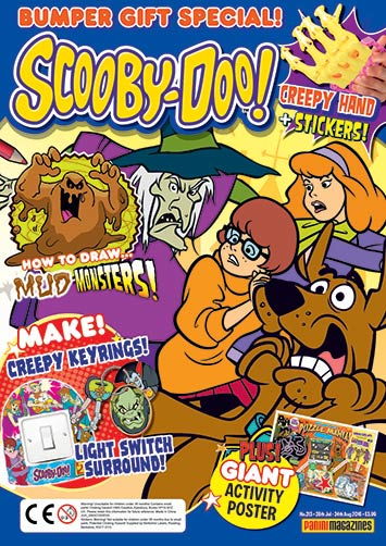Scooby Doo Issue 213