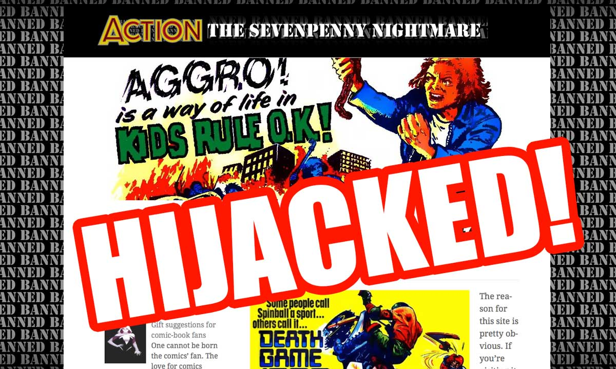 Sevenepenny Nightmare - Hijacked
