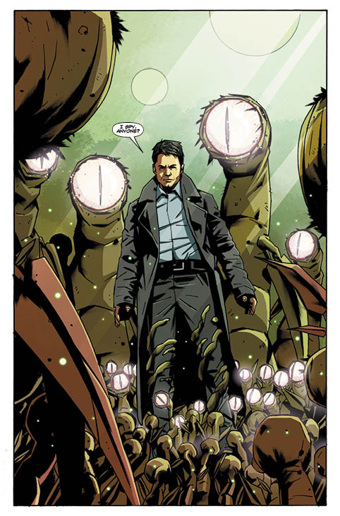 Torchwood #1 Preview 2