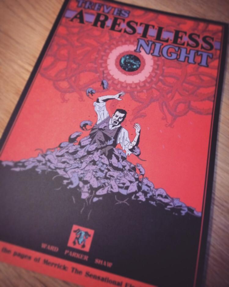 Treves: A Restless NIght