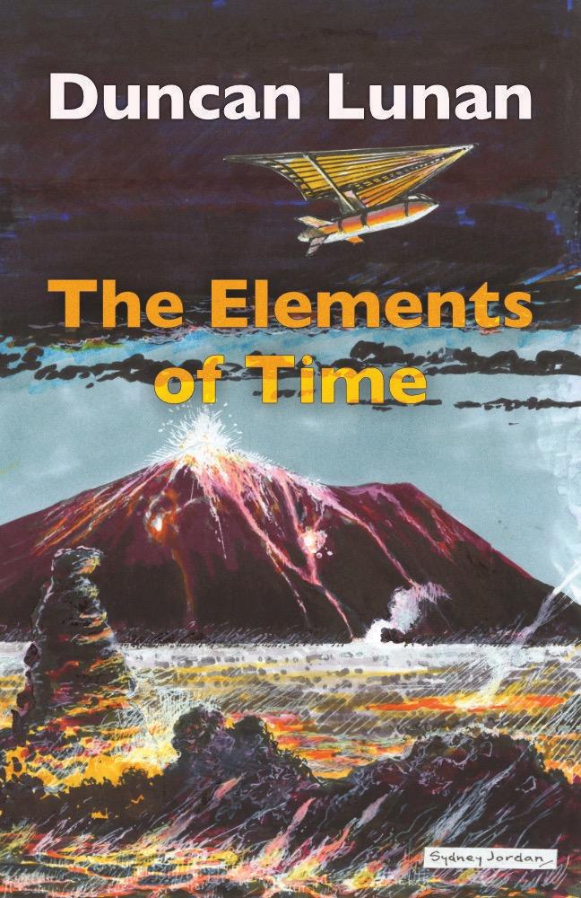 Jeff Hawke creator Sydney Jordan illustrates new SF time travel collection