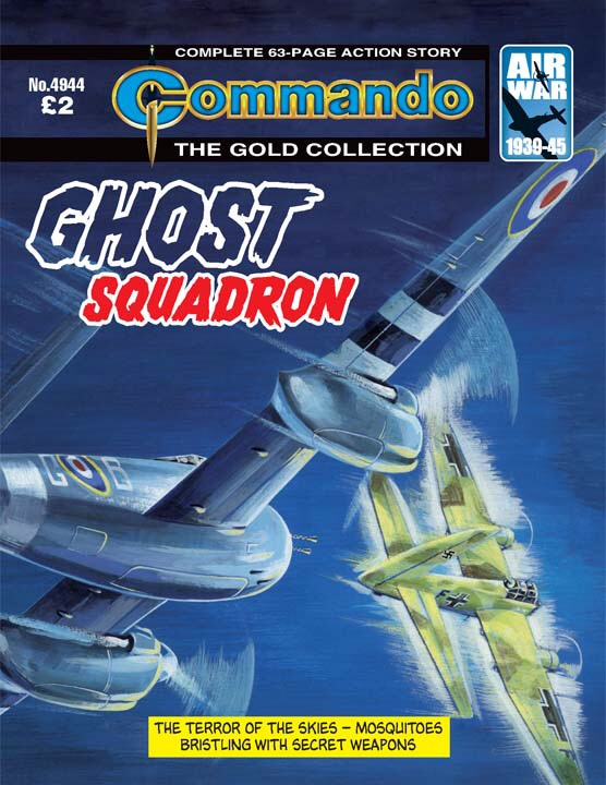 Commando No 4944 – Ghost Squadron