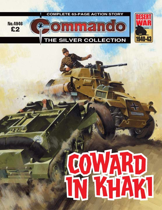 Commando No 4946 – Coward in Khaki
