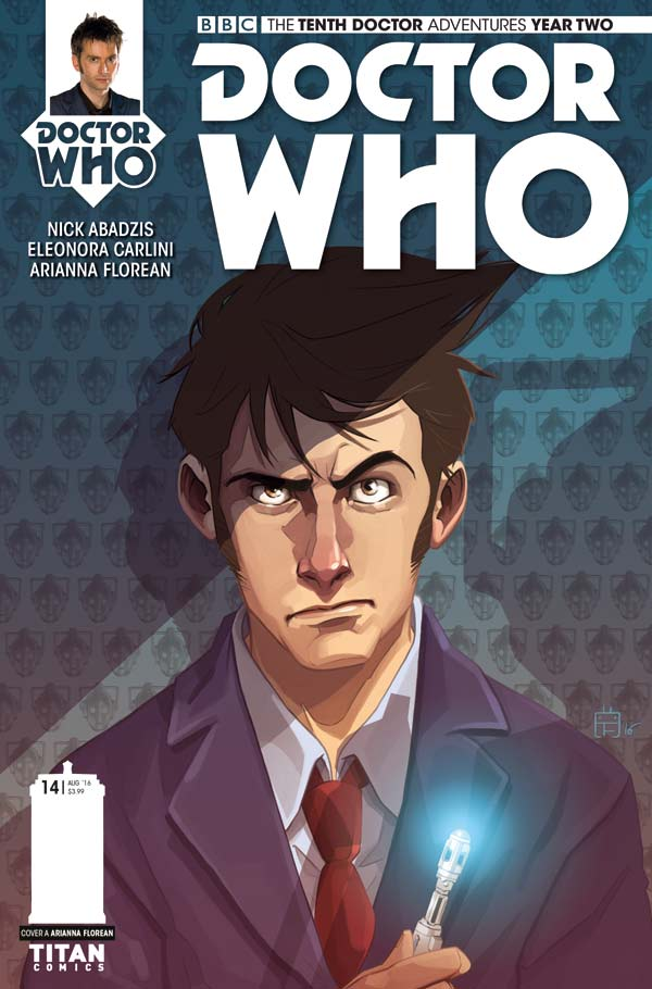 Doctor Who: The Tenth Doctor Volume 2 #14 - Cover A
