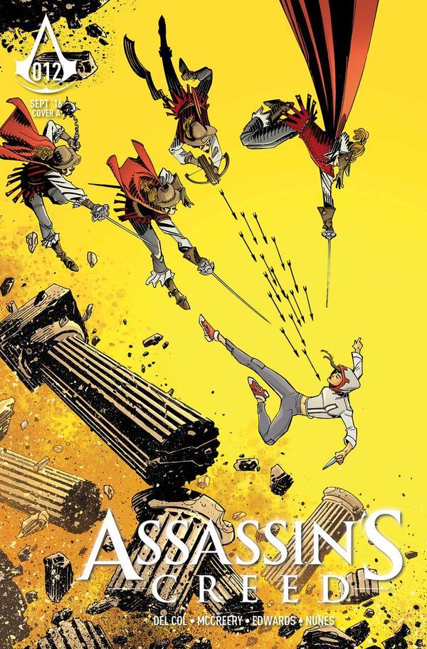 Assassin's Creed: Assassin's #12