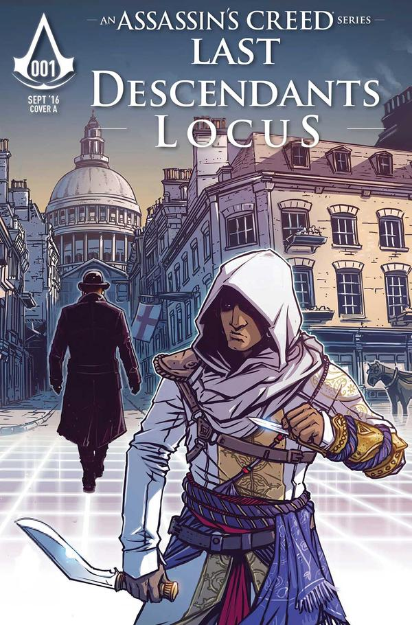 Assassin's Creed: Locus #1