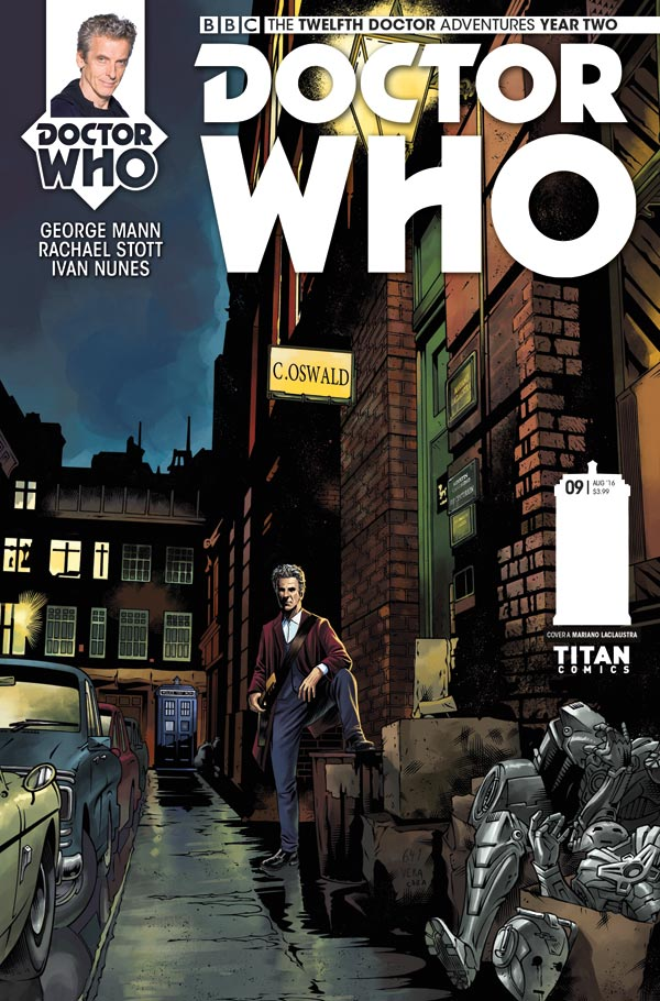 Doctor Who: The Twelfth Doctor #2.9 - Cover A
