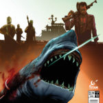 Hook Jaw #1 Cover A by Conor Boyle