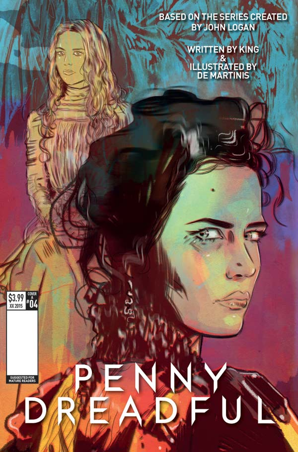 Penny Dreadful #4 - Cover A