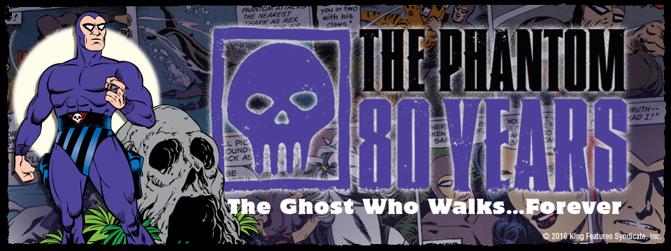The Phantom 80th Anniversary Special Promo