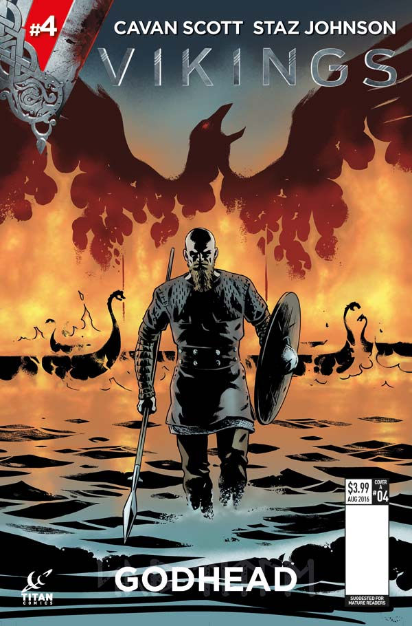 Vikings #4 - Cover A