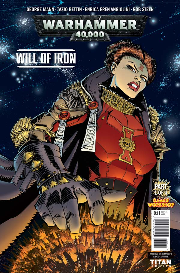 Warhammer 40,000 #1 - Cover B