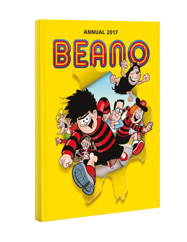 The Beano Annual 2017 - Cover