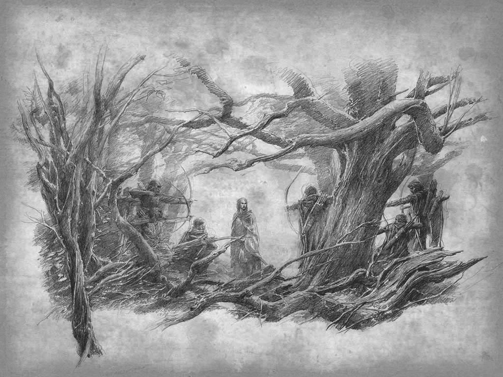 Art Explosion Calendar Maker Review : Alan lee to illustrate new edition of jrr tolkien s love