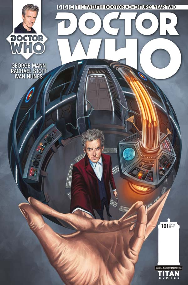 Doctor Who The Twelfth Doctor Year Two #10 - Cover A