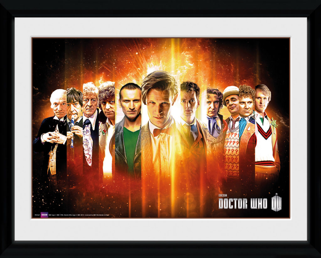 GB Posters - Doctor Who Regeneration Poster