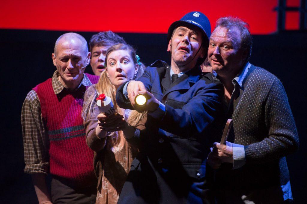 Gorbals Vampire PR. Photo: Citizens Theatre