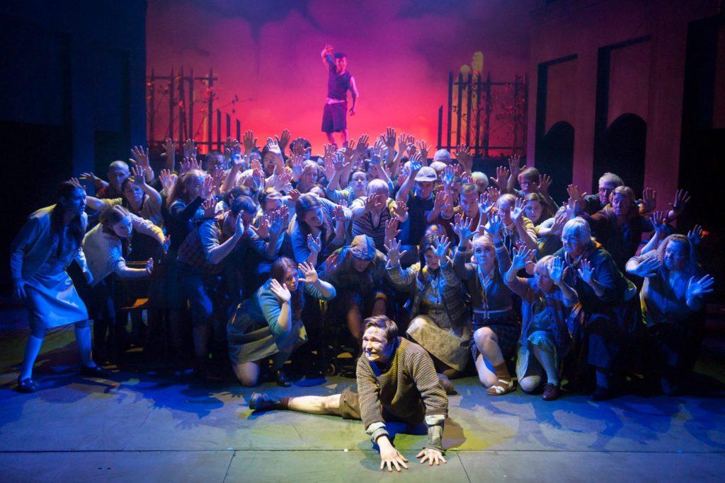 Gorbals Vampire Cast, Photo: Citizens Theatre