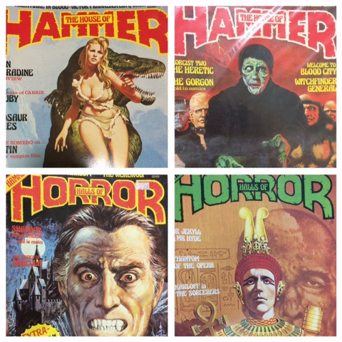 Nottingham Comic Convention 2016 Hammer Haul