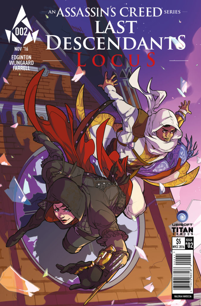 Assassin's Creed - Locus #2 - NYCC 16