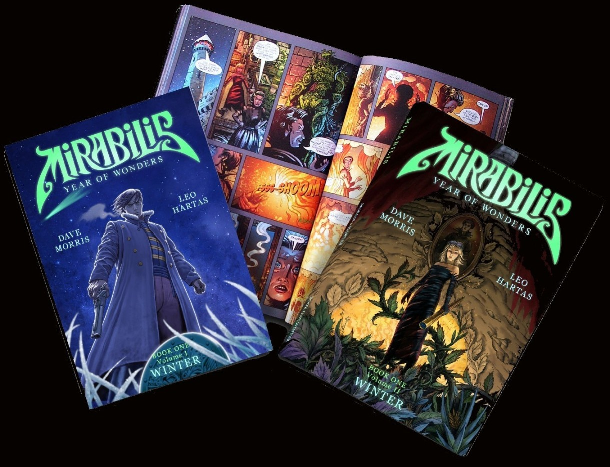 Mirabilis - Year of Wonders - Books
