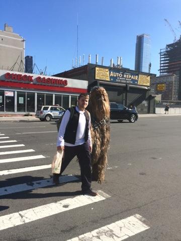 NYCC 2016 Cosplay - Star Wars