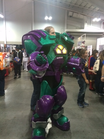 NYCC 2016 Day 3 Cosplay 1