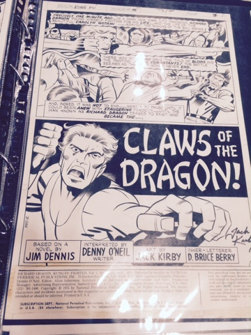 NYCC 2016 Day 2 - Artwork for Sale 1