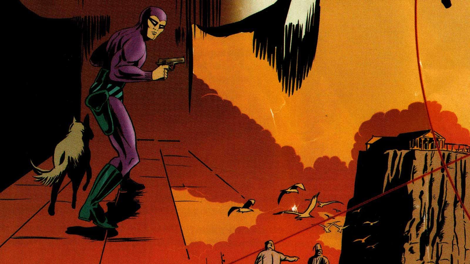 The Phantom 1766 (19th October 2016) - Frew Comics SNIP
