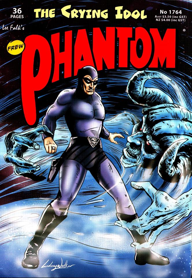 The Phantom 1764 - FREW Comics