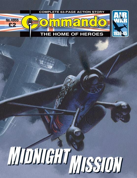 Commando 4955 - Midnight Mission