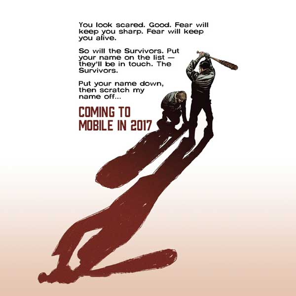 Walking Dead - March to War - Promo