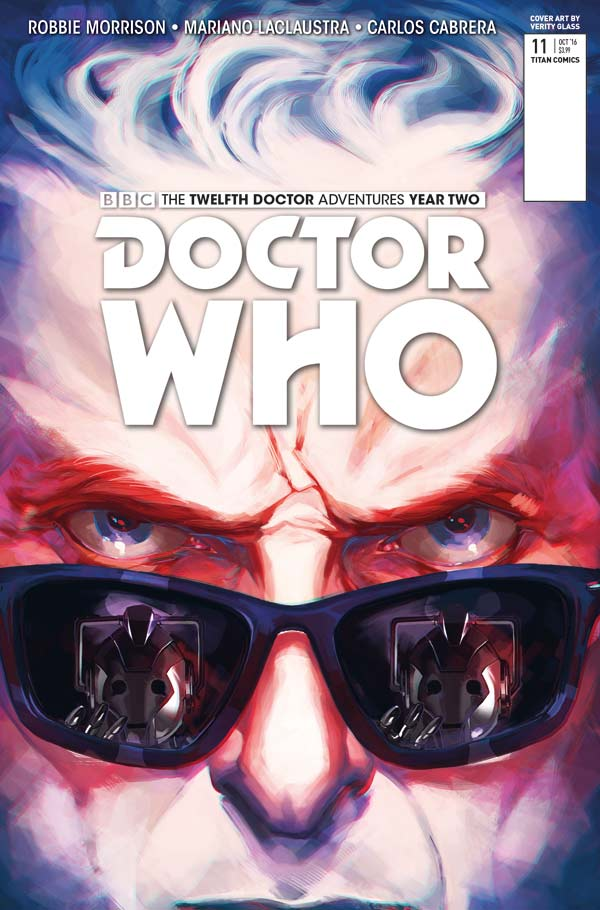 Doctor Who: The Twelfth Doctor Year Two #11 Cover A