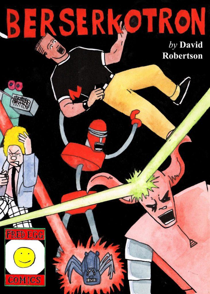 Berserkotron - Cover