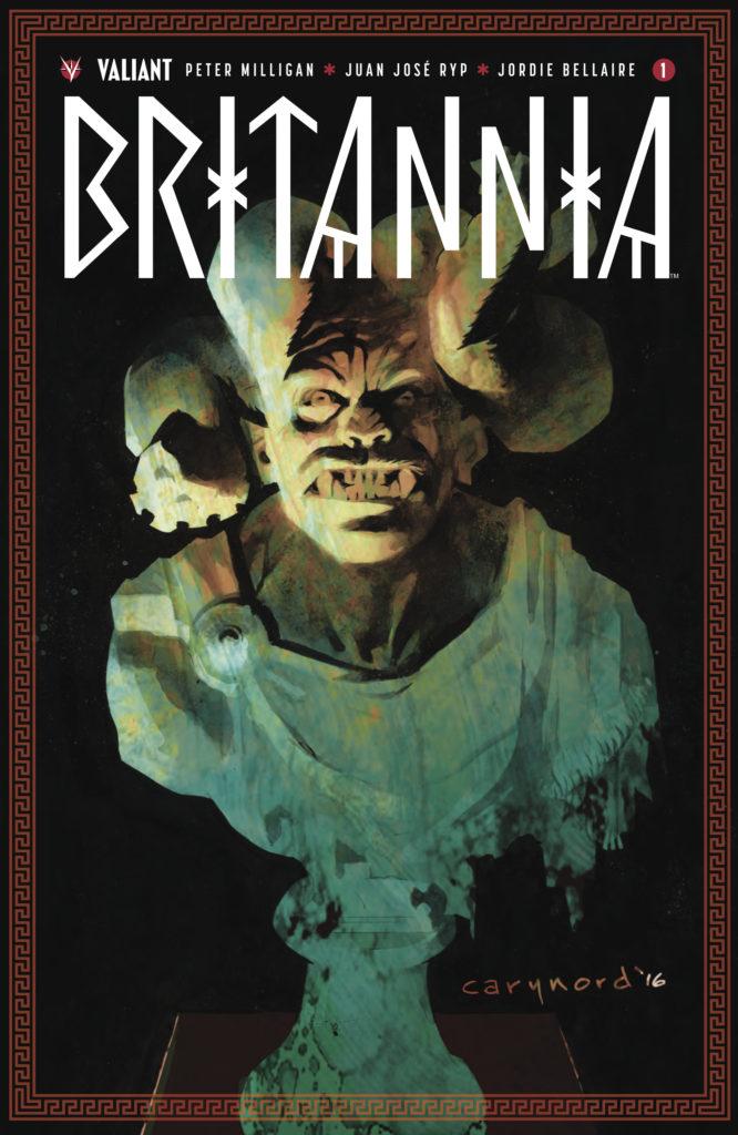 Britannia #1 - 3rd Printing
