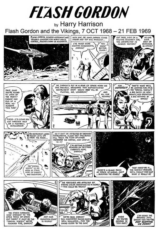 Comics Revue Issue 365-366 (Double Issue) - Flash Gordon