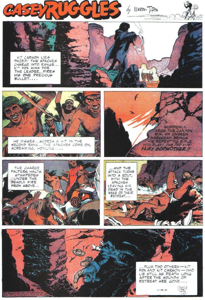 Comics Revue Issue 365-366 - Ruggles
