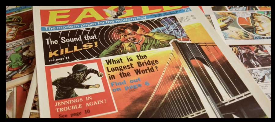 Dan Dare: A Brief History