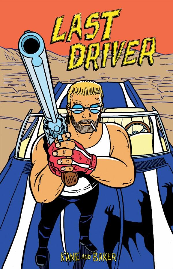 Last Driver - Cover