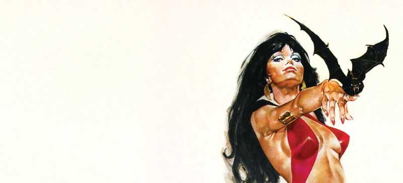 Masters of Spanish Comic Book Art by David Roach SNIP