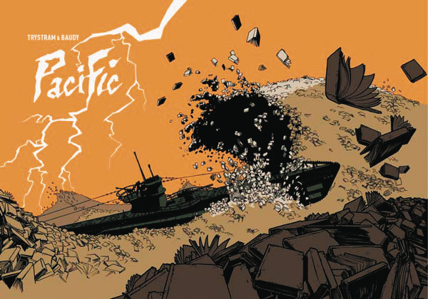 Pacific - Graphic Novel