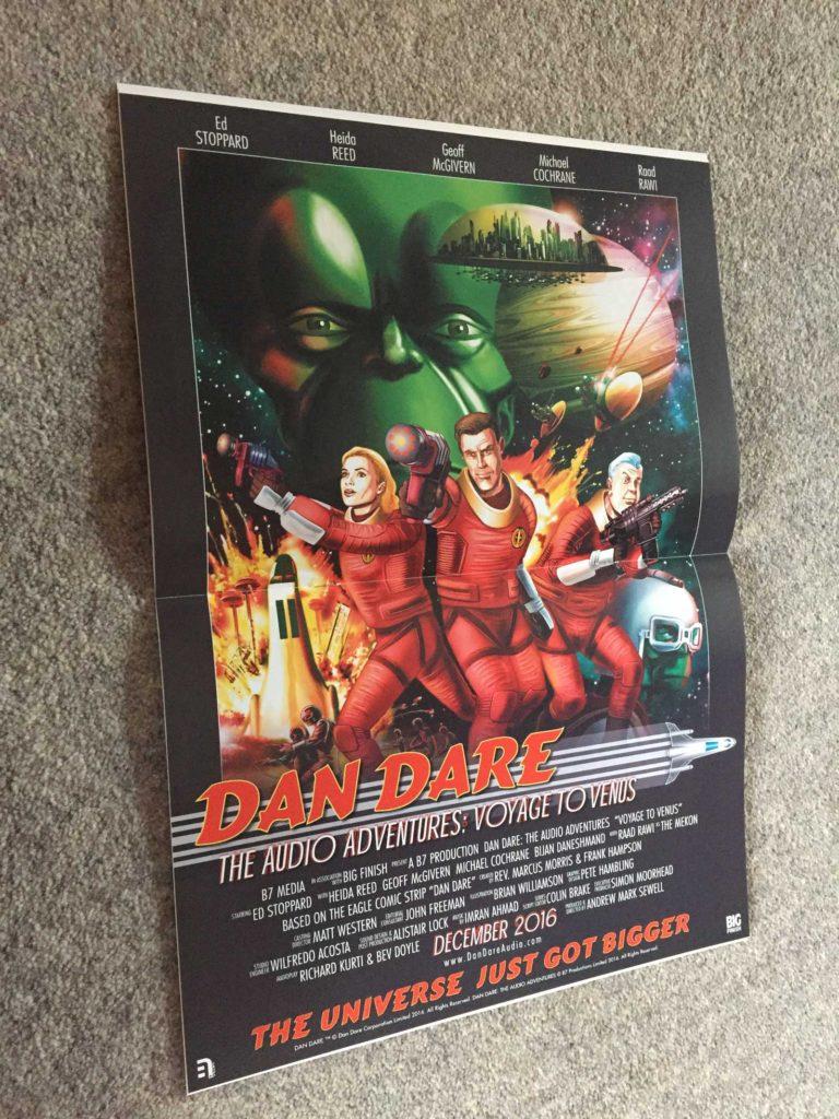 Spaceship Away 40 - Dan Dare Audio Adventures 2