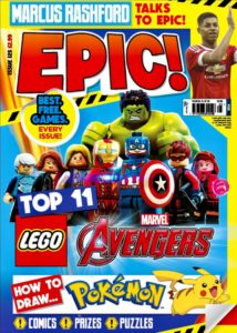 EPIC! Issue 125