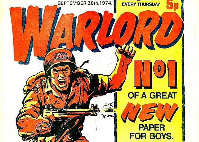 Warlord Issue One - SNIP