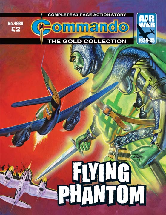 Commando 4980 – Flying Phantom