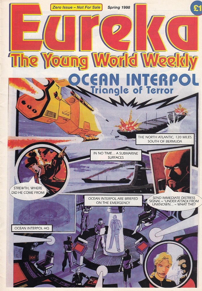 Eureka A Ocean Interpol 1