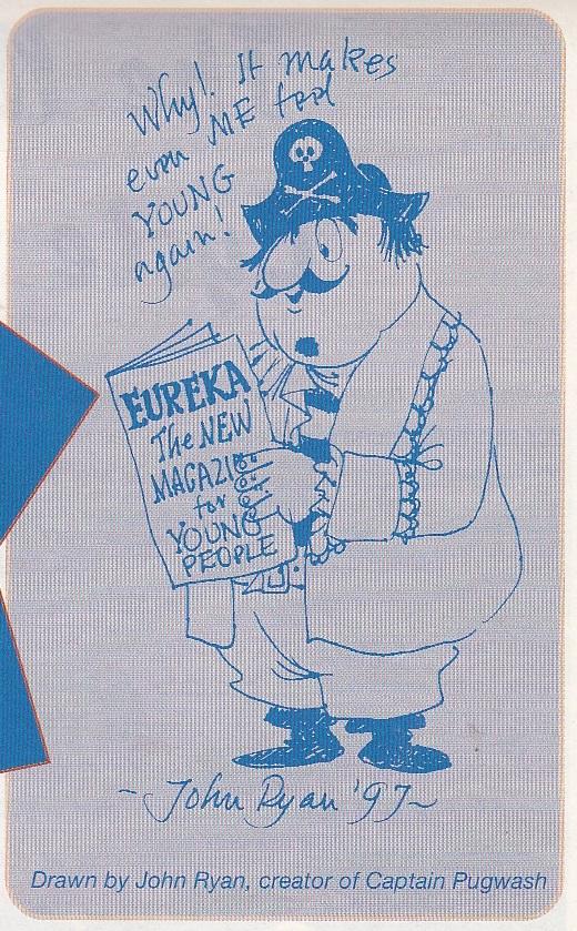 Eureka A Pugwash by John Ryan